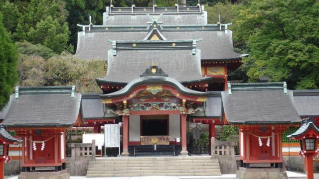 霧島神宮本殿
