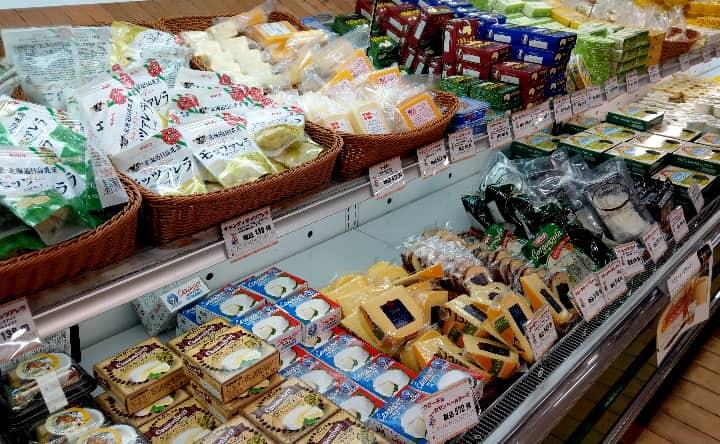高千穂牧場のお土産チーズ